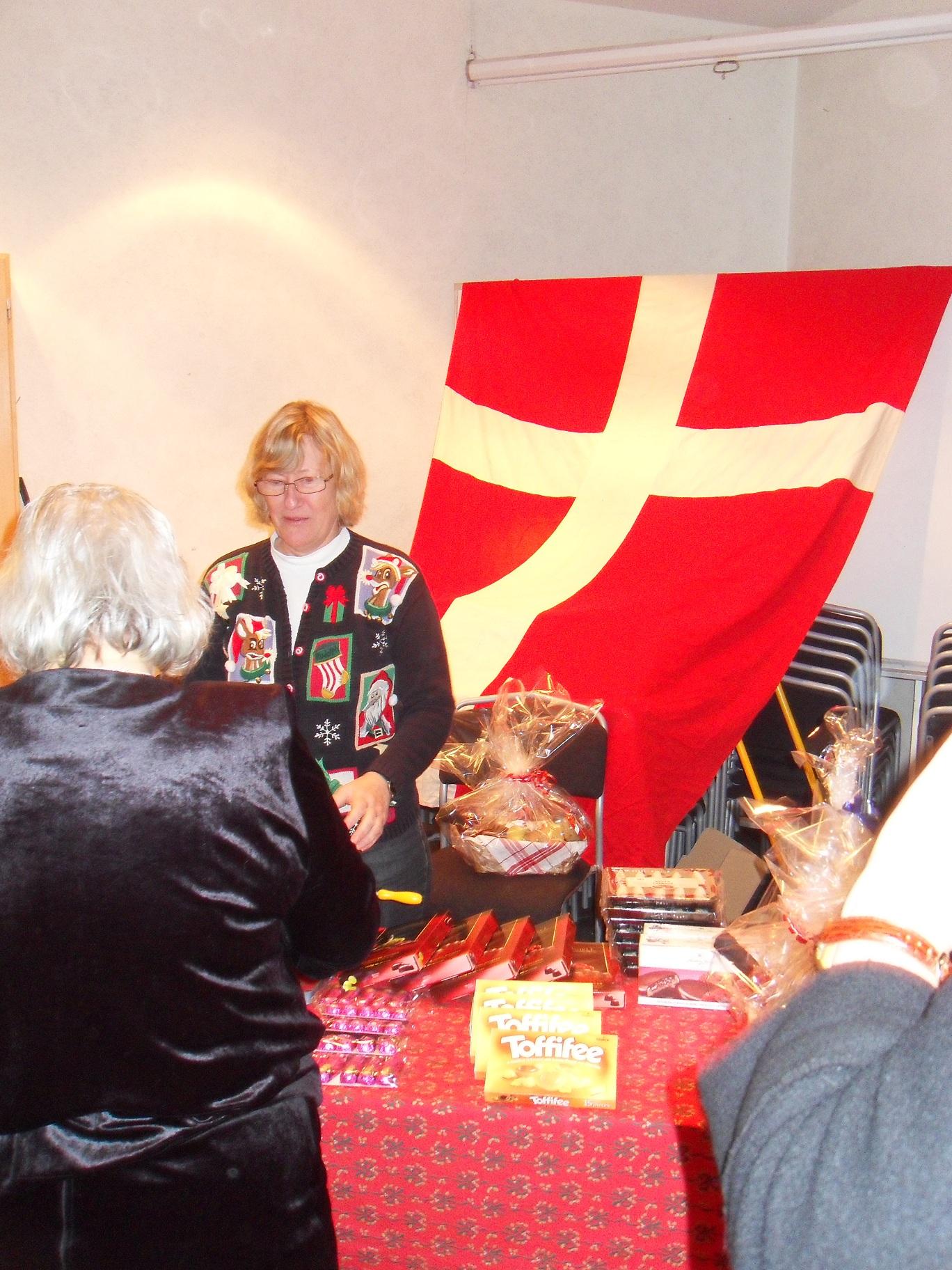 Hurra danska flaggan
