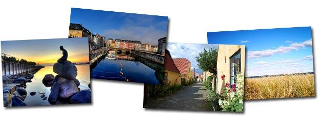 Bilder fra Danmark